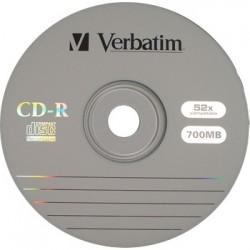 დისკი CD-R  700 MB