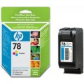 კარტრიჯი  C6578AE #BA5 HP Tri-Color Inkjet Cartridge (38ml)