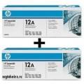 კარტრიჯი  Q2612AD HP LaserJet 1000/3000 Crtg Dual Pack