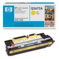 კარტრიჯი Q2672A Yellow Toner Cartridge CLJ 3500