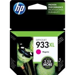 კარტრიჯი ( წითელი ) HP 933XL Magenta Officejet Ink Cartridge (CN055AN)